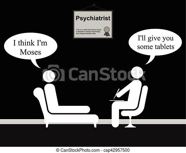 Psychiatry Doctors Clip Art