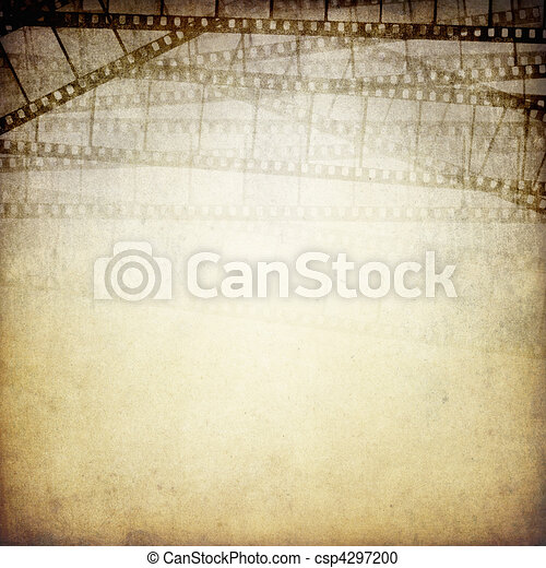 Vintage photographic background with space for text. - csp4297200