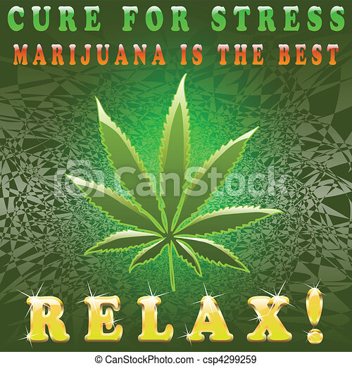 Cure for stress - csp4299259