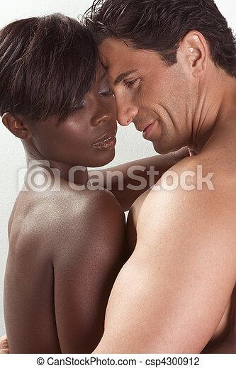 Sensuell kärlek att göra par