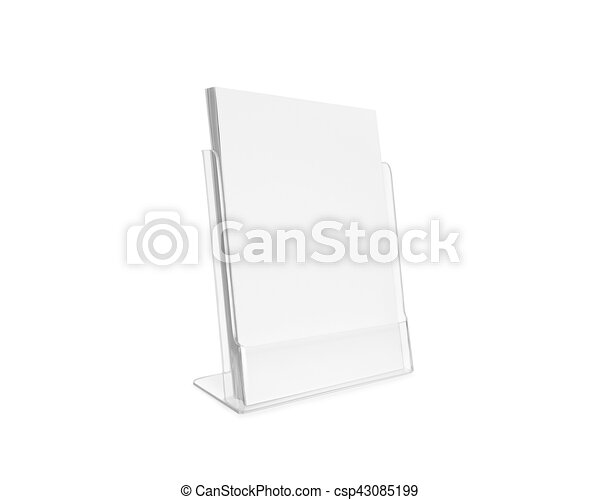 Glas leer clipart  Stock Illustration von mockup, isolated., plastik, glas, flieger ...
