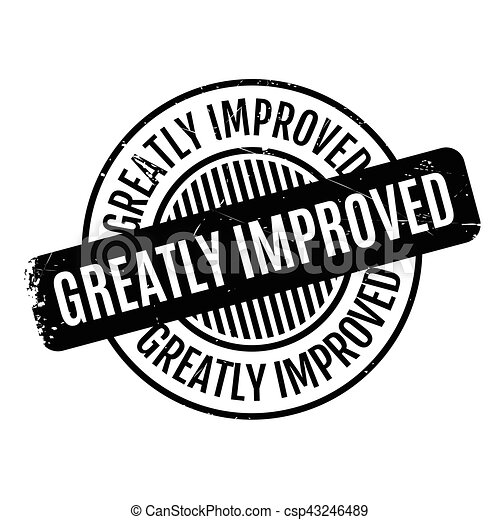 Greatly Improved rubber stamp - csp43246489