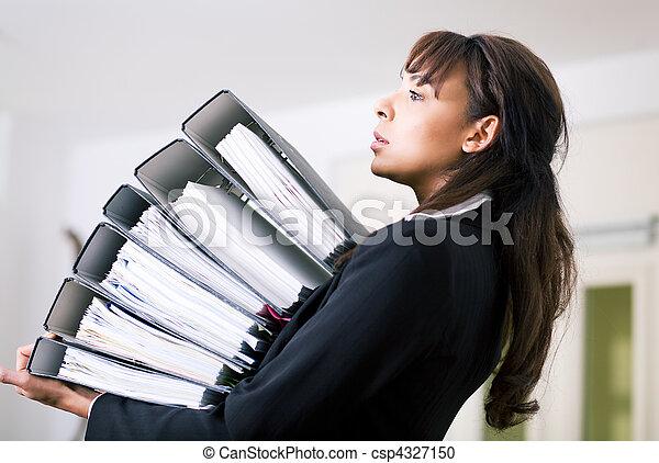 Carrying files - csp4327150