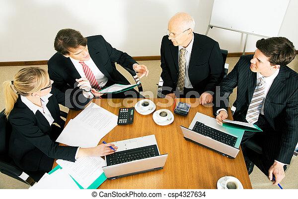 Teamwork - csp4327634