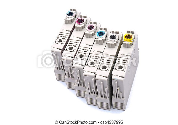 Cartridges empty - csp4337995