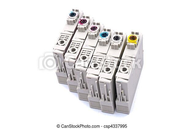 Cartridges empty - csp4337995