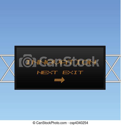 Innovation Sign - csp4340254