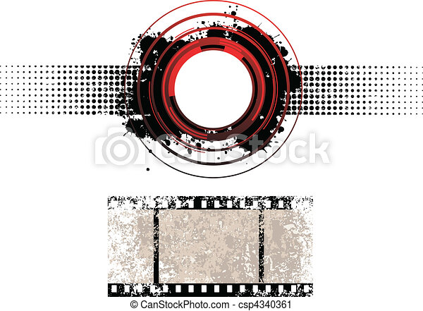 Creative vector banners  - csp4340361