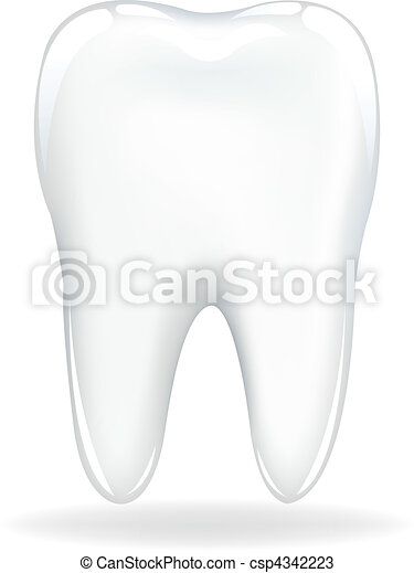 Tooth - csp4342223