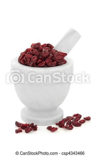 Cranberries - csp4343466