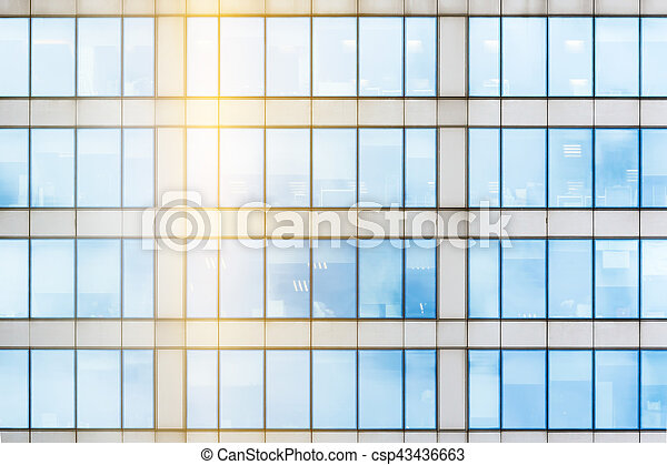 Glass facade texture  Stock Image of Glass facade texture - Fragment of the glass facade ...