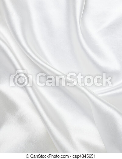 silk satin fabric texture background - csp4345651