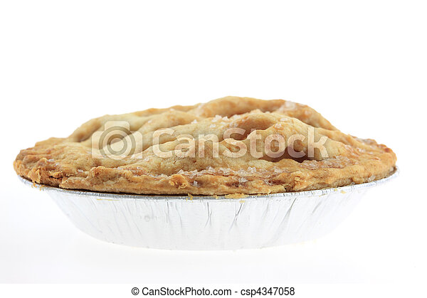 Apple Pie - csp4347058