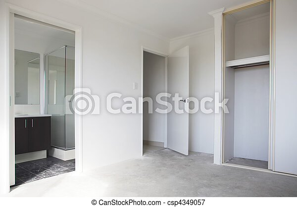 Room constructed - csp4349057