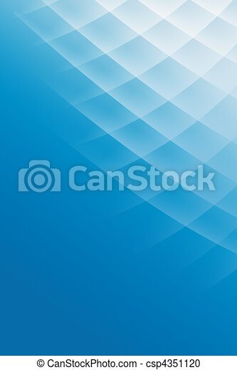 Abstract blue net design vertical background