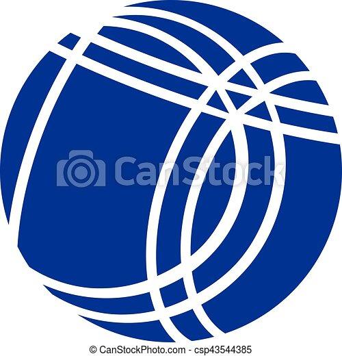 Bocce Ball - csp43544385