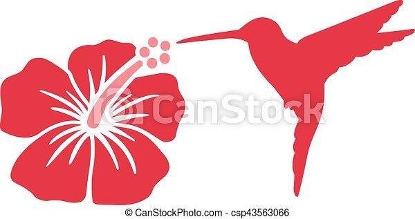 clip art vecteur de vecteur, flower., illustration, papier