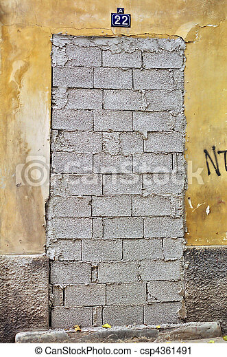 nobody home - csp4361491