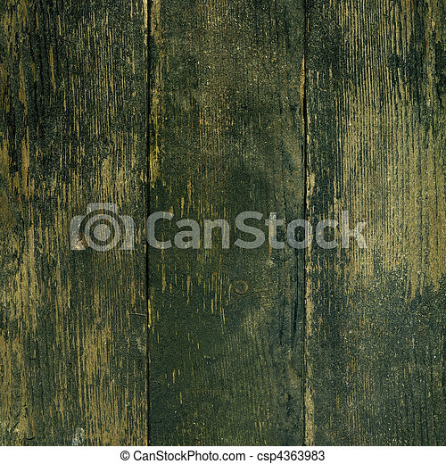extremely hi resolution. Old wood   - csp4363983
