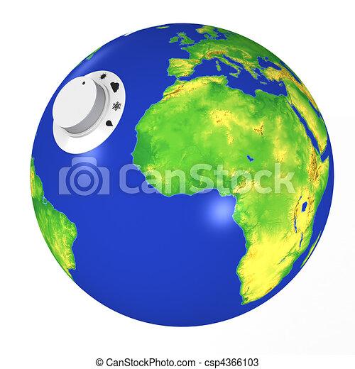 Climate control - csp4366103