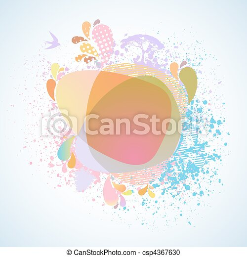 Clean light background woth copyspace. - csp4367630
