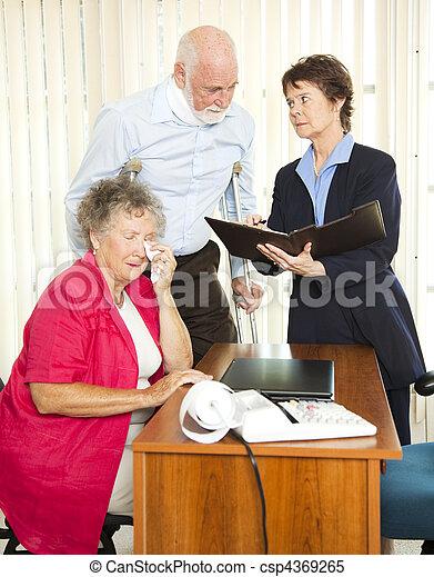 Personal Injury Attorney - csp4369265