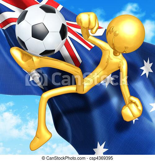 Association Football / Soccer - csp4369395