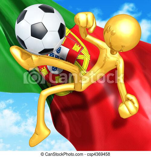 Association Football / Soccer - csp4369458