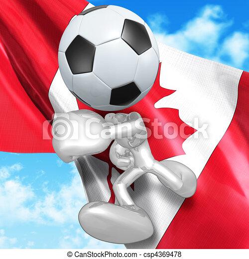 Association Football / Soccer - csp4369478