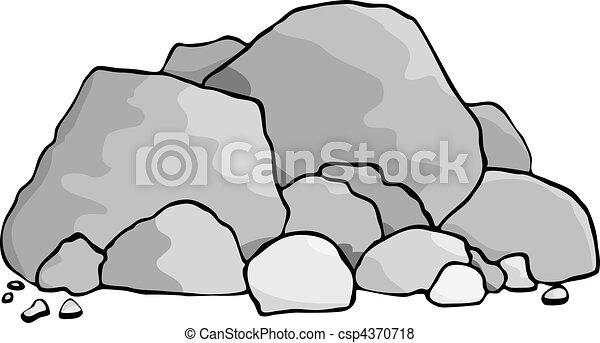 Boulders - csp4370718