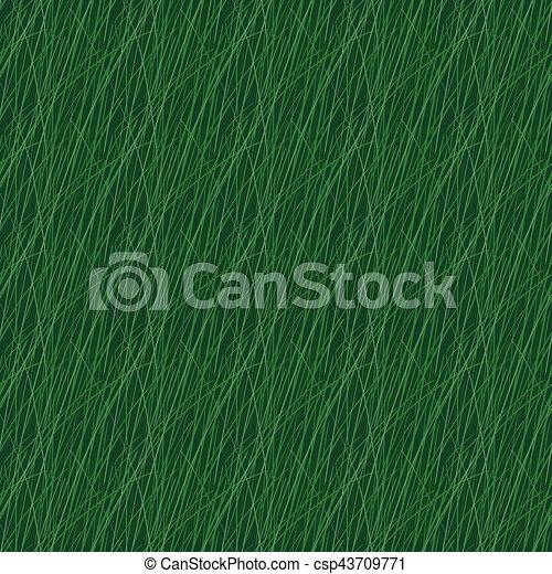 Seamless grass background - csp43709771