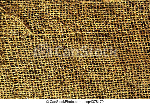 Old grunge sack cloth vanvas texture background
