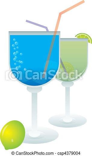 Cocktail - csp4379004