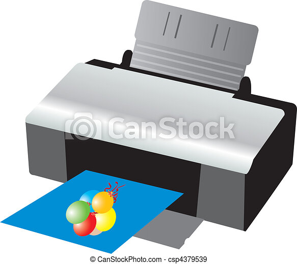 Printer - csp4379539