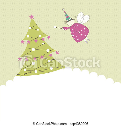 Greeting card for your life events  - csp4380206