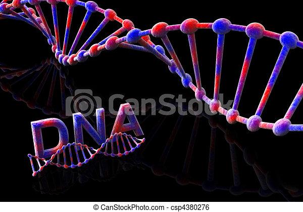 DNA - csp4380276