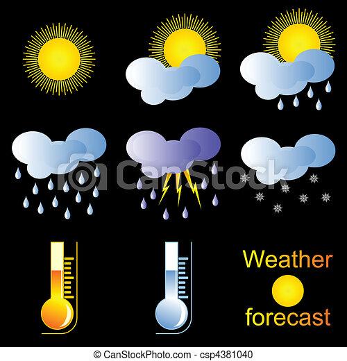 Forecast. - csp4381040