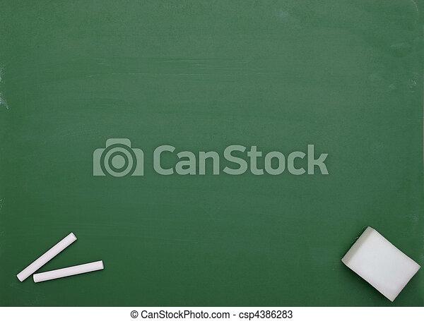 chalkboard classroom school education - csp4386283