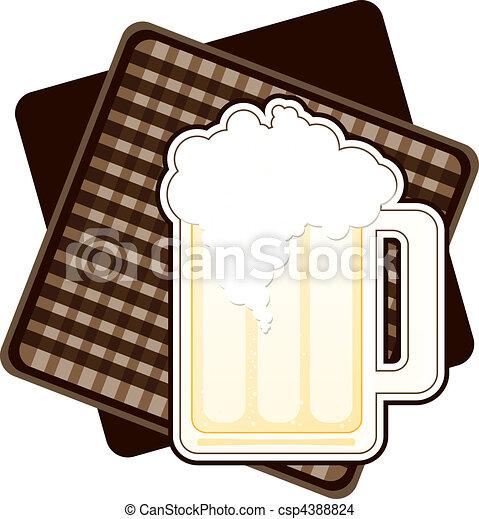 Beer - csp4388824