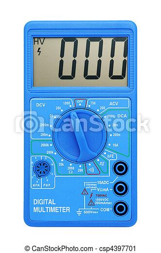 Multimeter - csp4397701