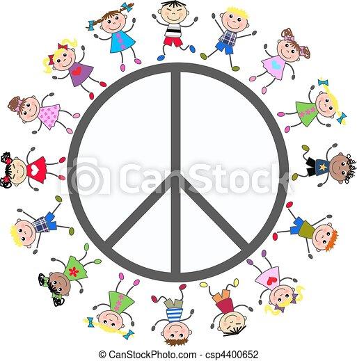 peace symbol - csp4400652