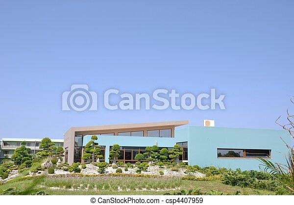 Hotel infrastructure - csp4407959