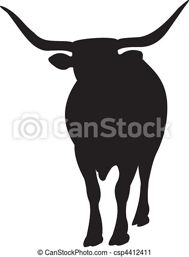 Bull vector - csp4412411