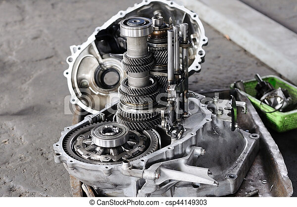 Spare part of transmission car system - csp44149303