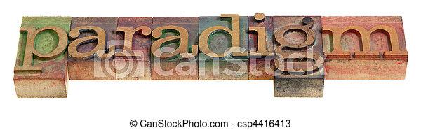 paradigm - csp4416413