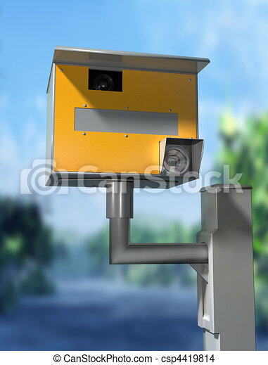 Safety camera - csp4419814
