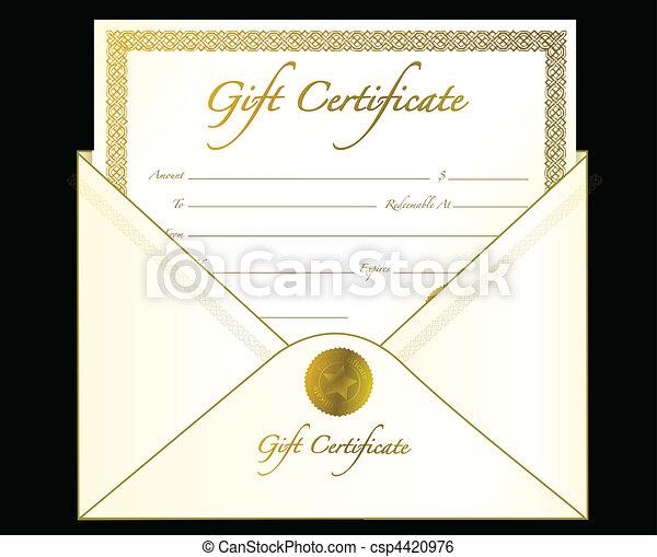 Gift Certificate - csp4420976