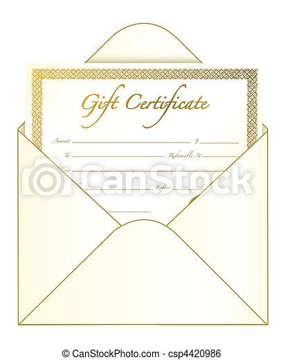 Gift Certificate - csp4420986