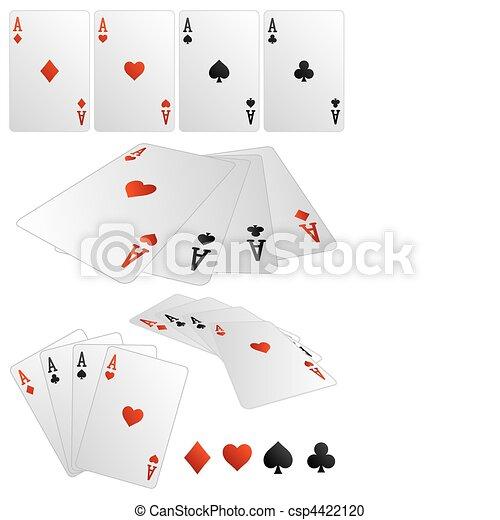 card element vector - csp4422120