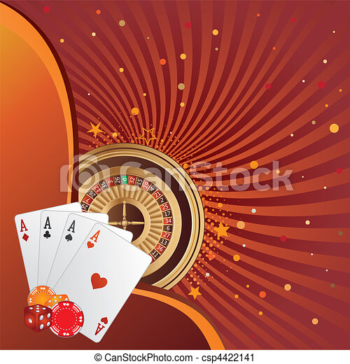 gambling background - csp4422141